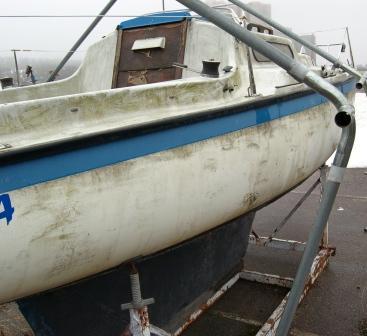bottenmåla båt eller inte