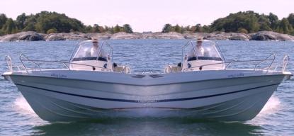 Även klassiska dagtursbåtar lämpar sig för delägarskap.