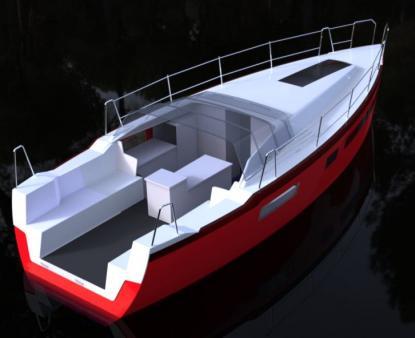 All Aboard är ett spännande koncept där många nya lösningar utlovas.
