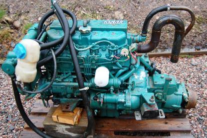 Motorn såldes på Blocket för 9 000 kronor. En timma efter det att annonsen lades ut var den såld och betald.