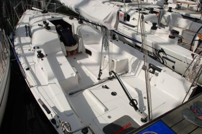 XP 33 från X-Yachts i Danmark är nominerad i prestandaklassen.