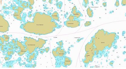 Hydrographicas sjökort kan nu köpas till av den som använder Transas sjökort i sitt navigationssystem.