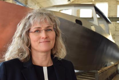 Petra Rosén är marknadschef vid SSY AB.