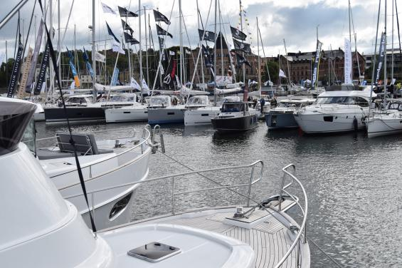 Det finns många tecken som tyder på att båtbranschen är på väg att återhämta sig säger Mats Eriksson på branschorganisationen Sweboat.