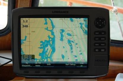 Kartografin blir bättre i Navionics sjökort framöver eftersom de numera köper underlagen från Sjöfartsverket. Navionics sjökortfinns bland annat i B&G, Lowrance, Simrads och Raymarines navigatorer.