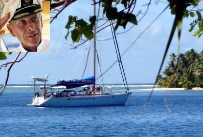 Imponerande 190 000 sjömil eller 7 600 sjömil per år i 25 års tidhar Lars Hässler seglat med sin S/Y Jennifer. Lars, det ärvi som ska hälsa med honör!