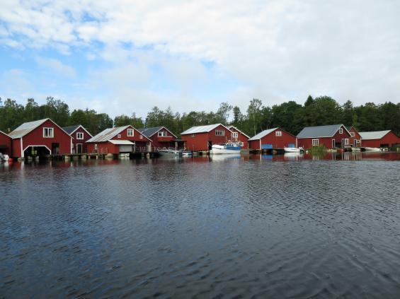 Gårdskärs fiskehamn.