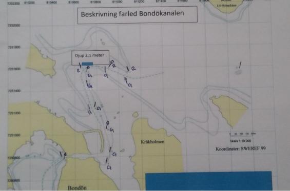 Farledsbeskrivning från Piteå kommuns webbsida.