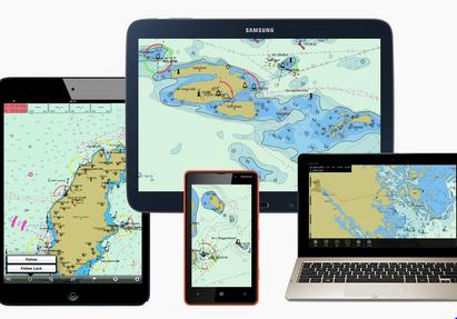 Seapilot finns efter 1 mars även för Android. Tidigare har det bara funnits för iPhone och iPad samt Windows 8.