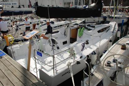 Elan 400 - Nominerad till European Yacht of the Year