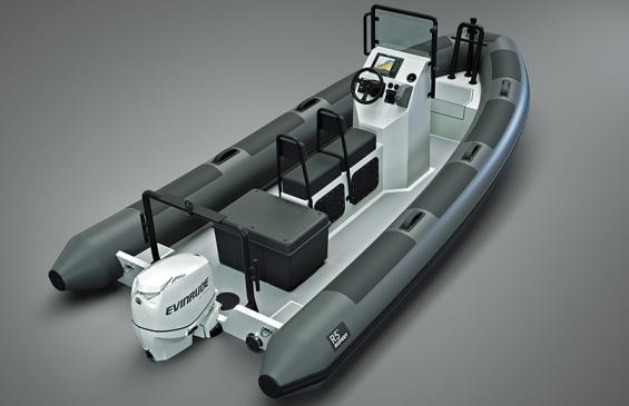 Nya Rupert R5 byggs i samma kvalitét som andra Rupert-båtar, men har lite enklare utrustning vilket gör den attraktiv prismässigt.