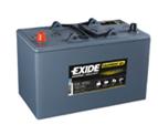 GEL-batteriets elektrolyt påminner om torkad marmelad. Kan monteras snett, men bäst är om det får stå upp.