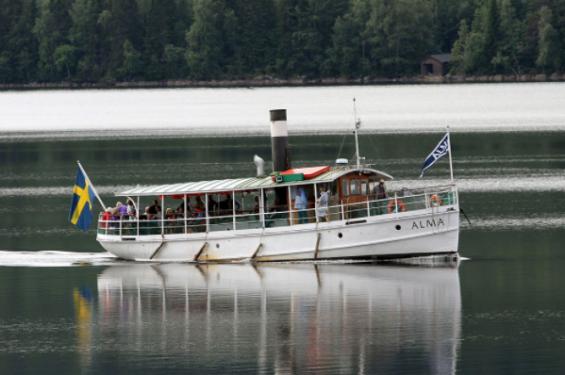 K-märkta båtar är beroende av intäkter från turister för att ägarna ska ha råd att underhålla dem.