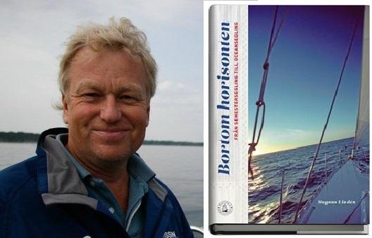 Långseglaren Magnus Lindéns senaste bok heter \