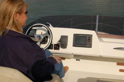 Simrad lanserar navigatorserien NSS för fritidsbåtsägare. Vi har provat den under ett par korta turer.