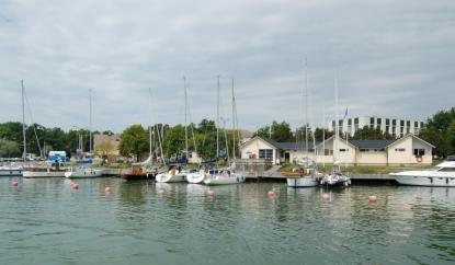 Dalsbruk har det mesta i serviceväg som vi båtfarare behöver.